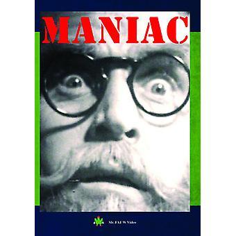 Maniac [DVD] USA import