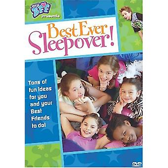 The Best Ever Sleepover! [DVD] USA import