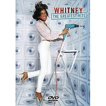 Whitney Houston - Greatest Hits [DVD] USA import