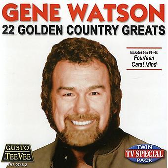 22 Goldene Land-Größen - 22 Golden Greats in Land [CD] USA import