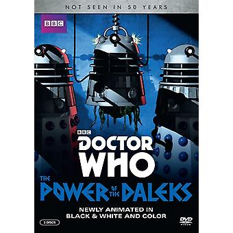Doctor Who: Power of the Daleks [DVD] USA import