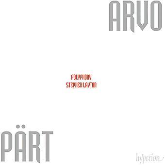 Part / Layton / Polyphony - Peace Upon You Jerusalem Morning Star the Woman [CD] USA import