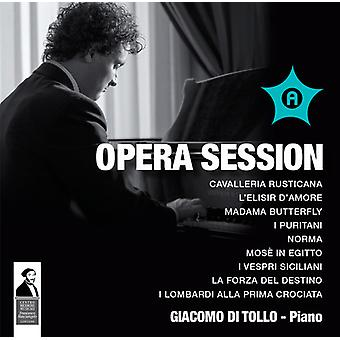 Masciangelo / Di Tollo, Giacomo - Opera Session [CD] USA import