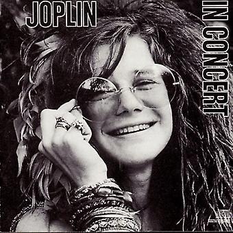 Janis Joplin - importación de Estados Unidos en concierto [CD]