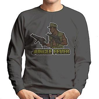 Predator junglekoorts mannen Sweatshirt