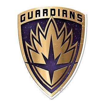 Guardians of the Galaxy Vol. 2 Crest Wall Art 3D Effect Cardboard Cutout