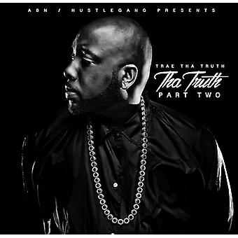 Trae Tha Truth - importation USA Tha Truth Part Two [CD]
