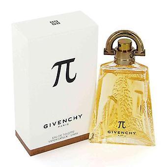 PI für Männer von Givenchy 50ml 1,7 oz Eau De Toilette EDT Spray
