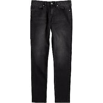 DC Worker Slim Fit Jeans in Mittelgrau