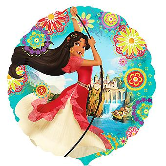 Anagram Elena Of Avalor 18 Inch Circle Foil Balloon