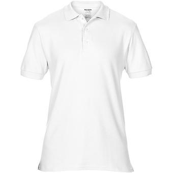 Gildan Mens Premium duplo Pique esporte camisa