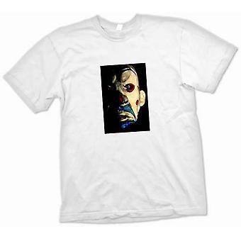T-shirt-Clown Horror con maschera