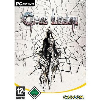 Chaos Legion (PC) - Nouveau