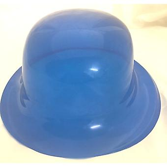 Melone Hut Kunststoff blau