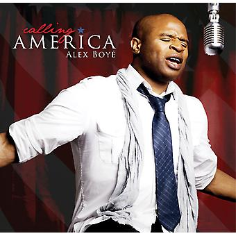 Alex Boye - Calling America [CD] USA import