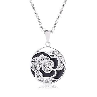 s.Oliver juvel damer kedja halsband silver Zyrkonia SO883/1 - 438414
