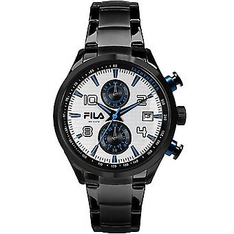 Fila men's watch chronograph stainless steel FA38-008-003