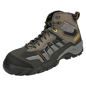 Mens Caterpillar Casual Lace Up Hiker Boots Formation Hi