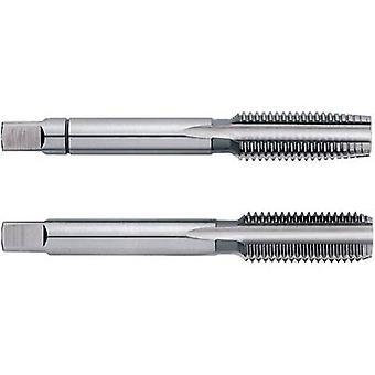 Exact 00523 main robinet ensemble 2 pièces métriques (précision) Mf20 1,5 mm droite coupe DIN 2181 HSS 1 Set