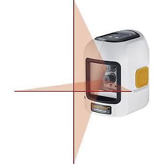 Laserliner SmartCross-Laser Cross line laser Self-levelling Range (max.): 10 m