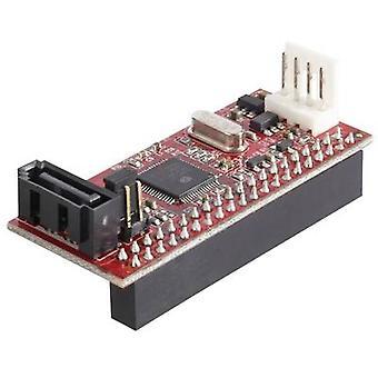 GBIC [1 × 7 التوصيل SATA-دبوس-x IDE 1 مأخذ 40 دبوس]