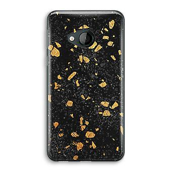 HTC U Play transparant Case (Soft) - Terrazzo N ° 7