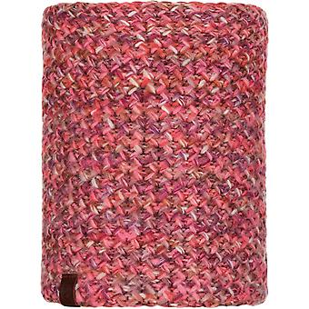 Buff Margo Knitted Neck Cieplej w Flamingo Pink