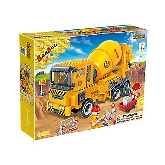 Cement Mixer (315 Pcs)
