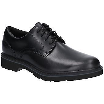 Rockport Mens Charlee lederen Lace Up formele Oxford schoenen