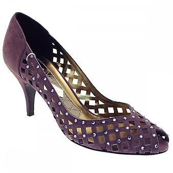 Magrit Women's Peep Toe hoge hak Court Shoe