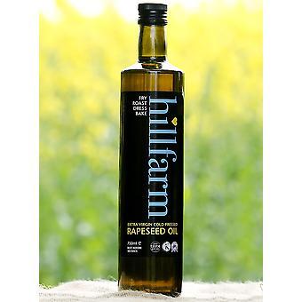 Hillfarm Cold Pressed Extra Virgin Rapeseed Oil