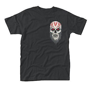 Vikingos del cráneo t-shirt