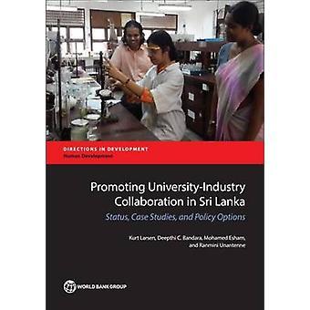 Promouvoir la Collaboration université-industrie en Sri Lanka - statut - Ca