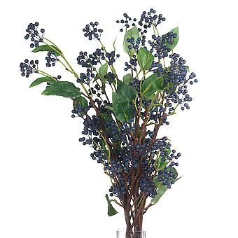 Hill Interiors kunstmatige faux Viburnum Berry spray