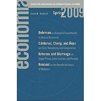 Economia: Spring 2009: Journal of the Latin American and Caribbean Economic Association (Economo�a)