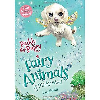 Paddy de pup (Fairy dieren van Misty hout)