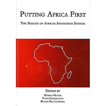 Putting Africa First: The Making of African Innovation Systems