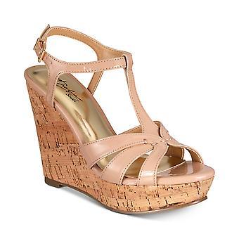 Thalia Sodi naisten Valerrina avoimen rento nilkka hihna sandaalit