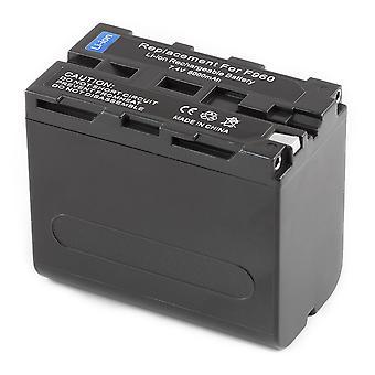 Battery for Sony L-Series NP-F960 DCR-SC100 DCR-TRV320E DCM-M1 DCR-TRV110E dcm-m1 dcr-trv110e dcr-trv320