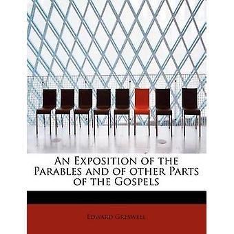 Un'esposizione delle parabole e di altre parti dei vangeli da Greswell & Edward