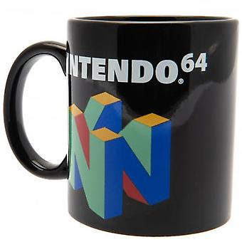 Nintendo 64 Mug