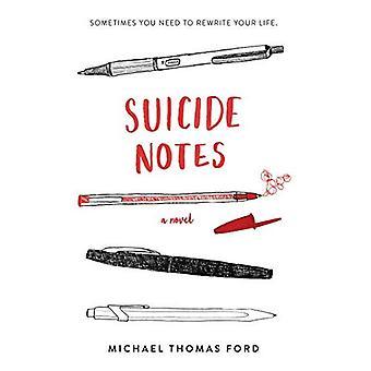 Självmord anteckningar