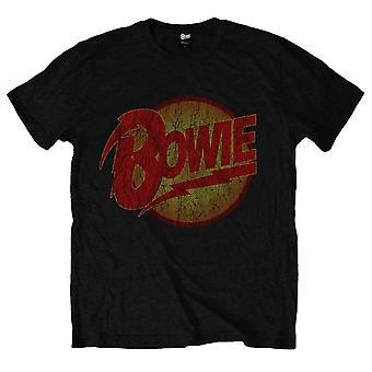 Men's David Bowie Diamond Dogs Vintage T-Shirt