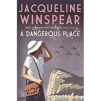 En farlig plats av Jacqueline Winspear - 9780749018924 bok