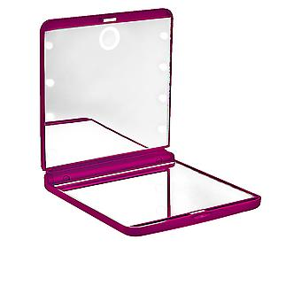 Beter Espejo Oh! Light Touch doble plegable con Luz LED #rosa unisexe