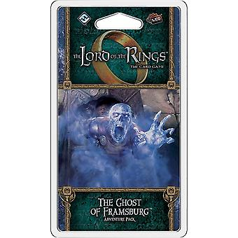 The Lord of the Rings LCG The Ghost of Framsburg Adventure Pack Card Game