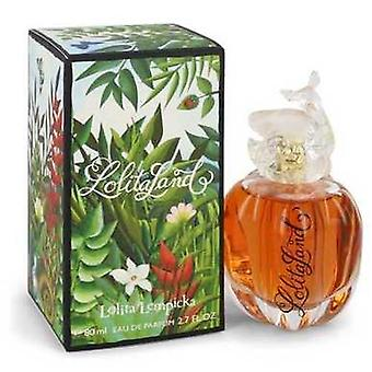 Lolitaland By Lolita Lempicka Eau De Parfum Spray 2.7 Oz (women) V728-545441