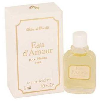 Eau D'amour Pour Maman Tartine Et Chocolat By Givenchy Mini Edt .10 Oz (women) V728-537484