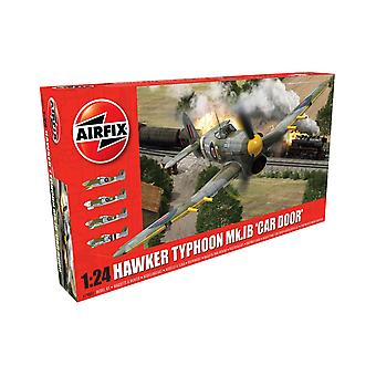Airfix A19003 Hawker Typhoon 1B- Car Door 1:24 Model Kit