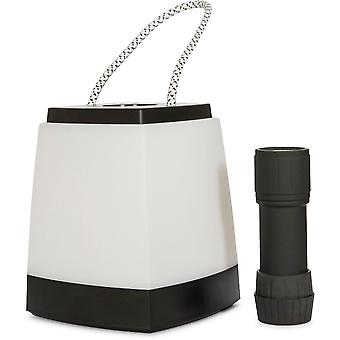 Trespass Hombres Shinin Antorcha extraíble Lámpara de camping portátil